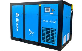 Variable Speed Drive Air Compressor